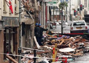 The Omagh Bomb did not just devastate those families bereaved on the day – it had consequences for those who saw the horror at close quarters