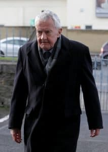 For his three years as the Republic of Ireland's justice minister, Des O'Malley lived like a northern politician, with daily threats to him and his family