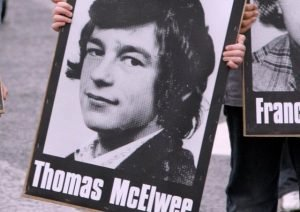 """As a great deal of nationalist opinion has been revolted by a crass Sinn Fein tribute to Thomas McElwee that ignored Yvonne Dunlop, they released his last words, surprisingly beginning """"I ask for forgiveness from everyone"""""""