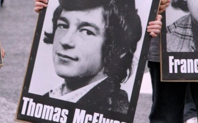 Thomas McElwee's story is one of lives ruined by hatred