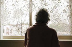 Many people end up in care homes because they have no family close and authorities can't supply a carer to give them the attention they need
