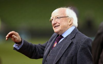 President Michael Higgins should say sorry for his Northern Ireland centenary snub or resign