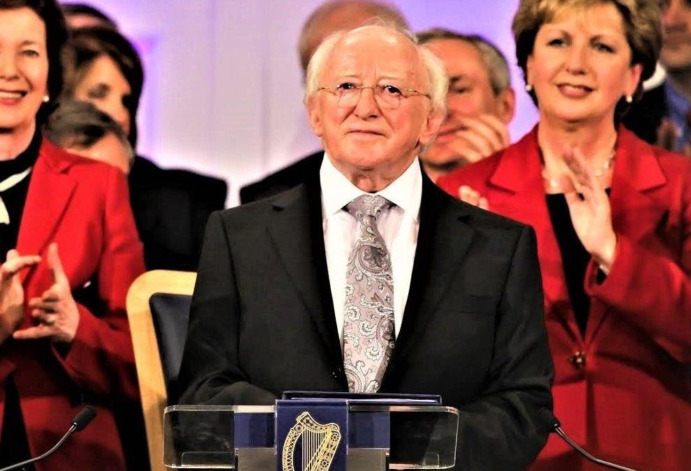 The bigotry of Michael D Higgins shocked some – I'm sad to say I wasn't one